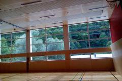 Sporthallen und Turnhallen